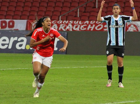Internacional x Gremio Brasileirão Feminino 2021 | Foto: Créditos: Jota Finkler / SC Internacional