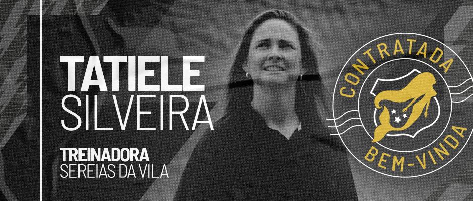 Tatiele Silveira assume o comando das Sereias da Vila - Olimpia Sports