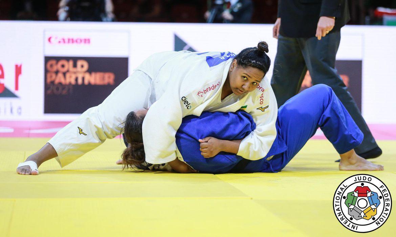 beatriz_souza_judo | Foto: Divulgação / IJF