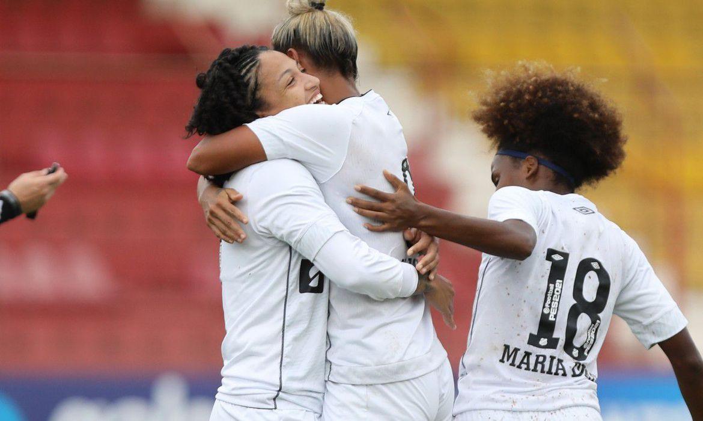 santos_futebol_feminino | Foto: Pedro Ernesto Guerra Azevedo / Santos FC
