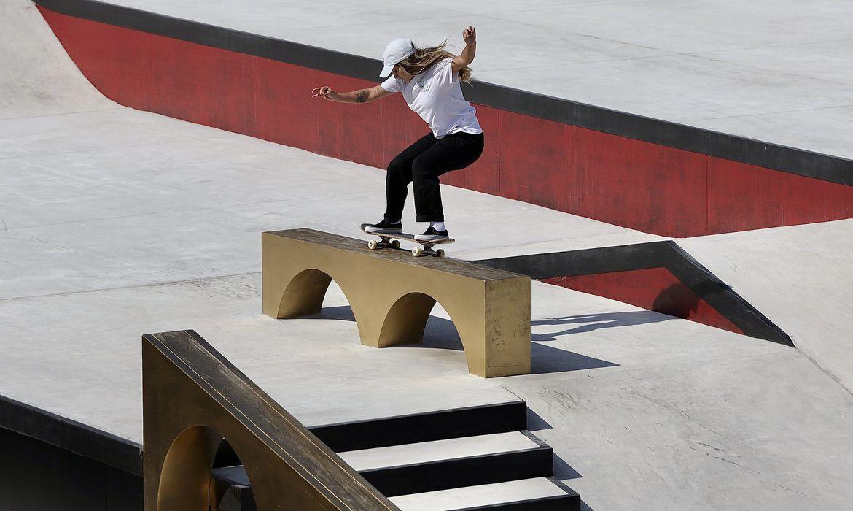 skate_feminino_leticia_bufoni | Foto: Julio Detefon / CBSK