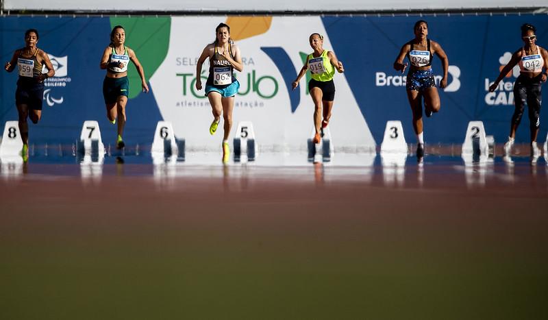 09.06.21 - VERONICA HIPOLITO - Fase de Treinamento Seletiva para Toquio de Atletismo. Foto: Ale Cabral/CPB