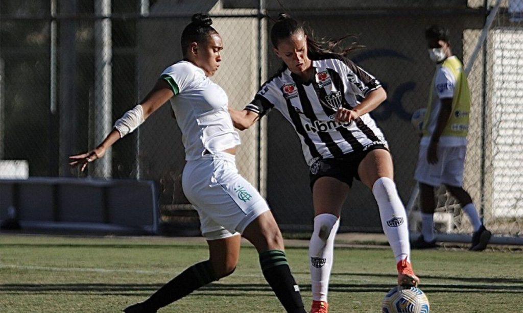 Vingadoras avançam à semifinal da Série A2, a segunda divisão nacional | Foto: Divulgação / Atletico-MG