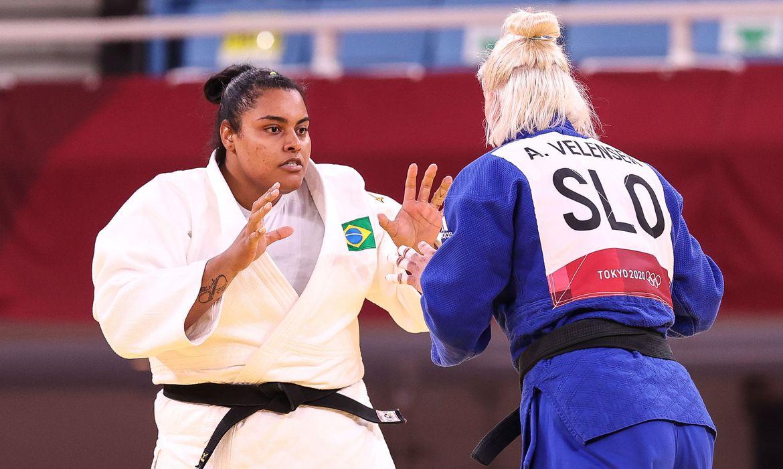 Judoca Maria Suelen Judô | Foto: Wander Roberto / COB