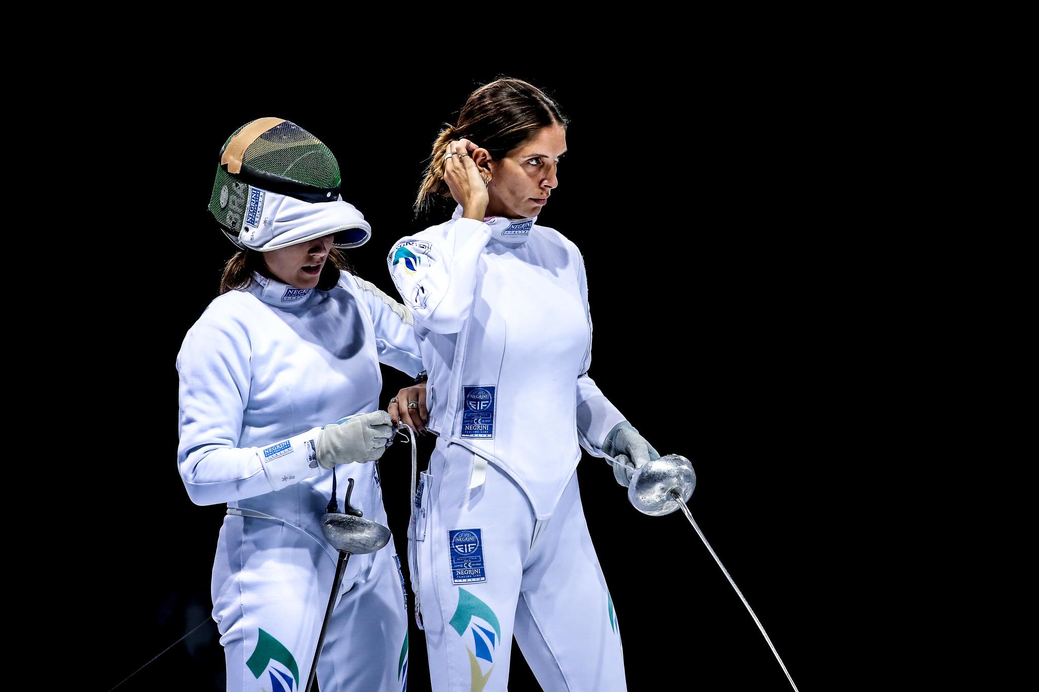 Nathalie se considera na melhor forma física e técnica possível. Foto: Pedro Ramos/ rededoesporte.gov.br