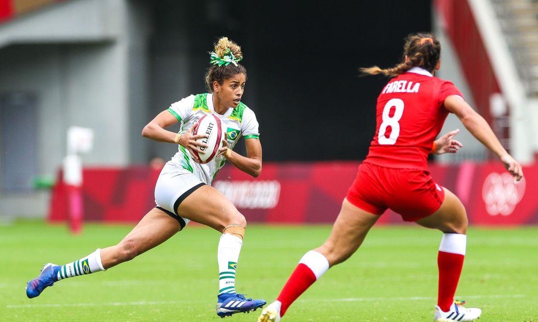 Seleção Feminina de Rugby Jogos Olímpicos de Tóquio | Foto: Gaspar Nóbrega / COB