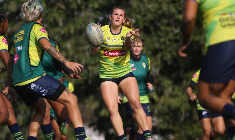 selecao_feminina_rugby_toquio | Foto: Reprodução Twitter / Brasil Rugby