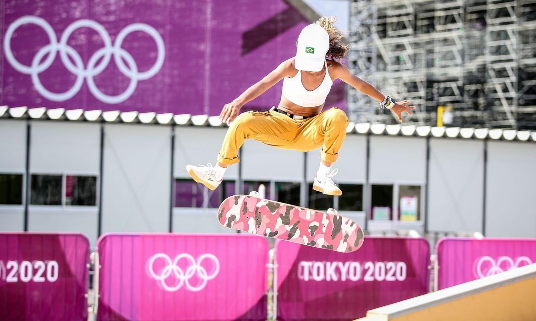 skate femino Gaspar Nóbrega / COB