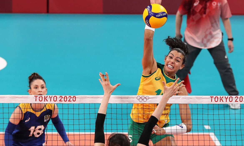 Seleção Brasileira de Vôlei Tóquio 2020 | Foto: Wander Roberto/COB