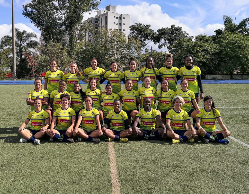 Yaras Confederação Brasileira de Rugby / Divulgação