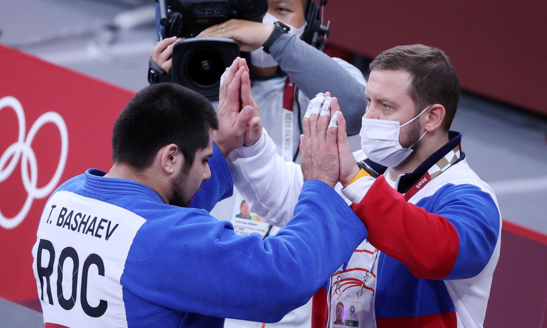 Comitê Olímpico Russo   Stanislav Krasilnikov