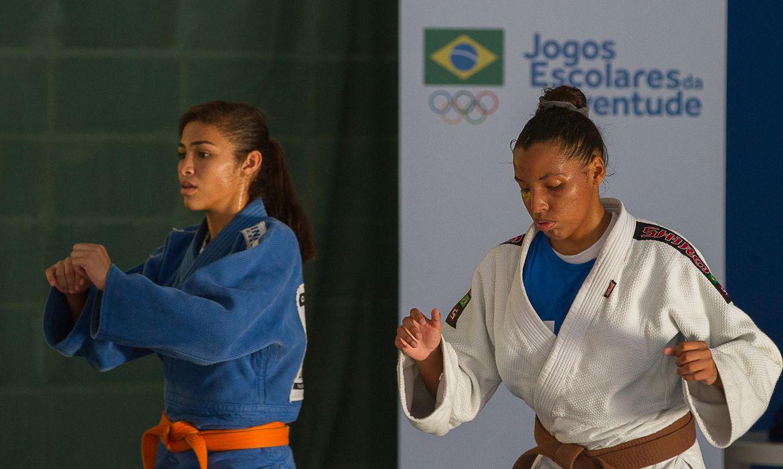 Jogos da Juventude cancelados João Ribio / CBJ