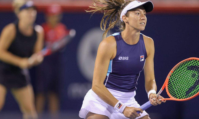 Pascoal Ratthé / Tennis Canada Luisa Stefani WTA 1000 Montreal