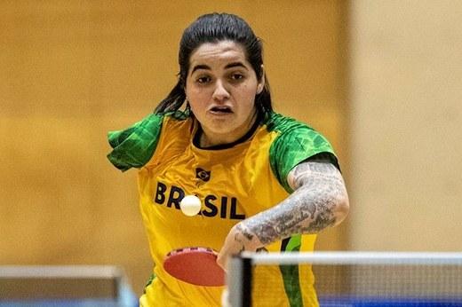 Bruna Alexandre treina em Hamamatsu, em aclimatação para os Jogos. Foto: Ale Cabral/CPB