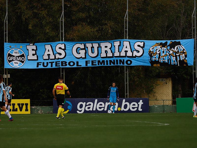 Gurias Gremistas   Foto: Fotos: Maxi Franzoi / Grêmio FBPA
