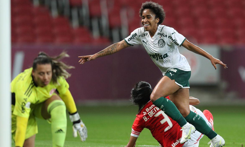 semifinal brasileirao seminal palmeiras x internacional   Luiza Moraes / Staff images Woman / CBF