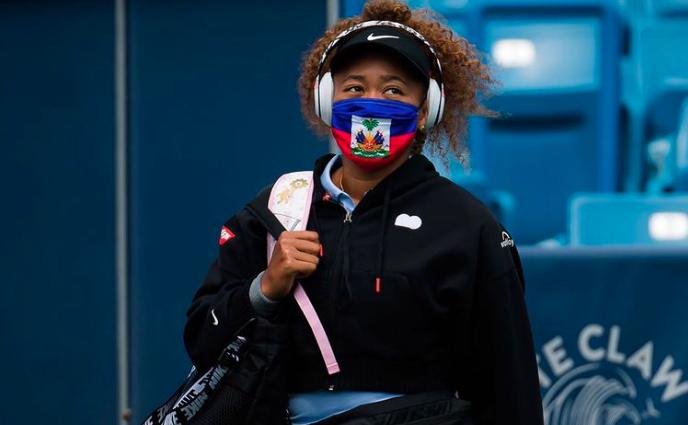 """Osaka diz que se sentiu """"ingrata"""" por sua atitude em relação ao tênis - Olimpia Sports"""