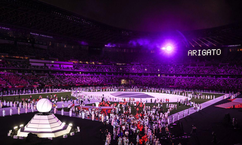 Cerimônia de Encerramento Jogos Olímpicos de Tóquio | Foto: Jonnes Roriz / COB