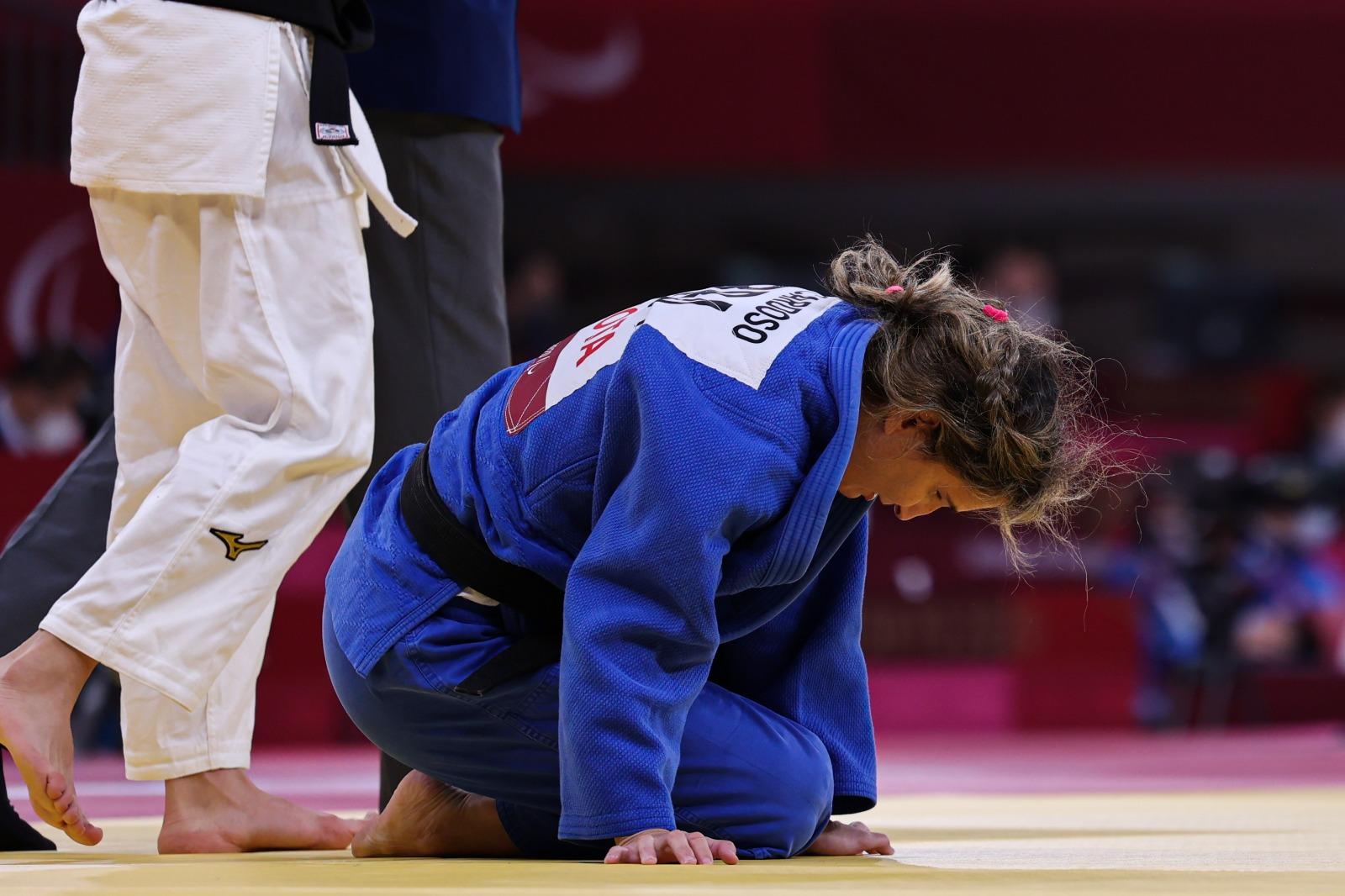 Thiego Marques e Karla Cardoso caem no judô - Olimpia Sports