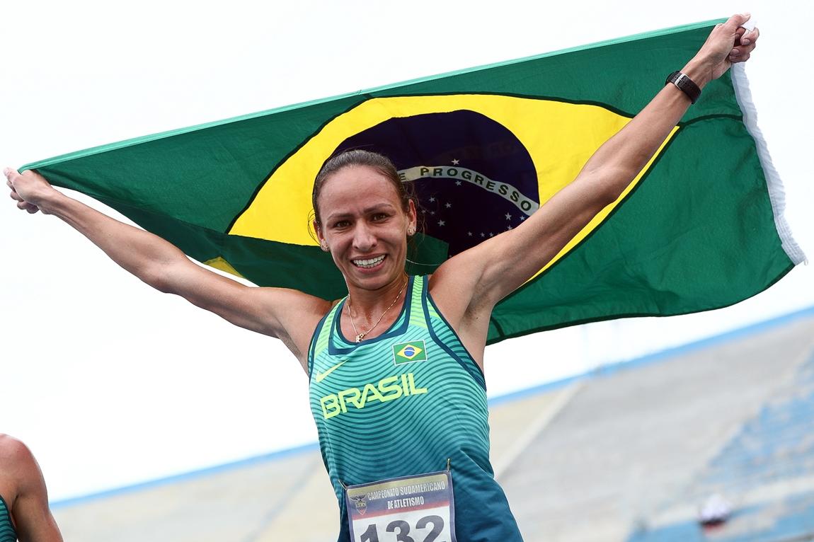 Tatiane Raquel Atletismo Foto: Wagner Carmo/CBAt