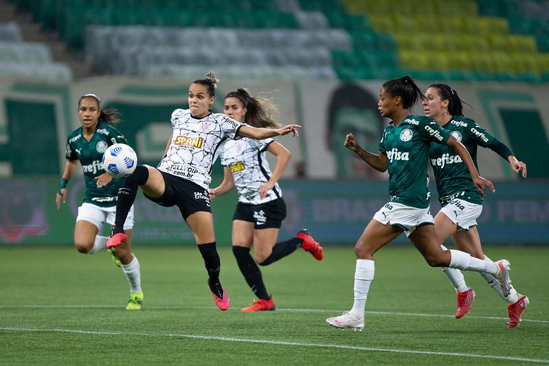 12-09-2021 - Brasileiro Feminino Neoenergia 2021 - Palmeiras vs Corinthians - Rebeca Reis -Staff Images Woman-CBF-5915