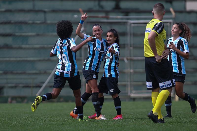 Grêmio x Brasil-FAR (Gauchão 2021) Fotos: Jéssica Maldonado / Grêmio FBPA