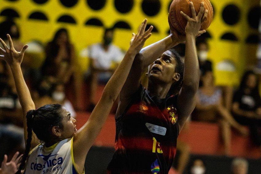 Basquete Sport Recife | Fotos: Diego Maranhão/CBB