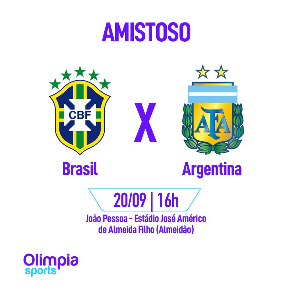 Seleção feminina derrota Argentina por 3 a 1 em amistoso - Olimpia Sports