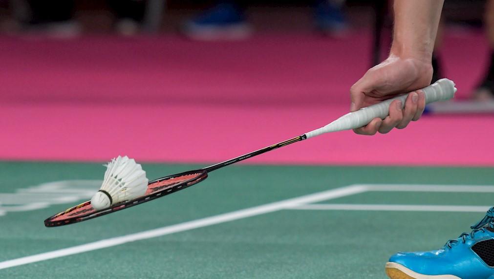 PArabadminton Badminton   Foto: Washington Alves/EXEMPLUS/CPB