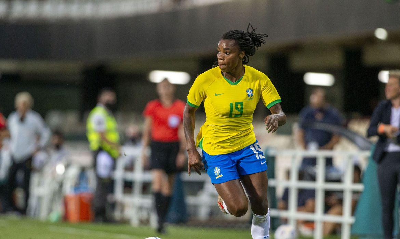 Seleção feminina: Ludmila é convocada para amistosos contra Austrália   Foto: Richard Callis / SPP / CBF