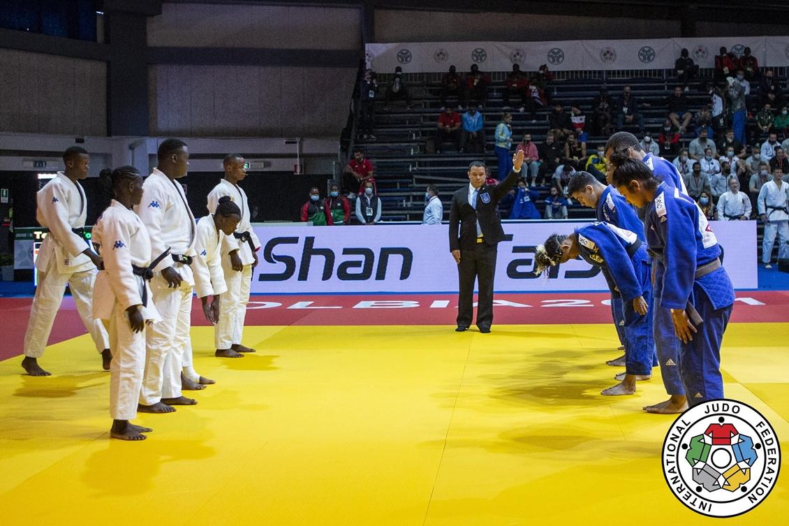 Mundial Junior de Judô | Foto: Mayorova Marina/IJF