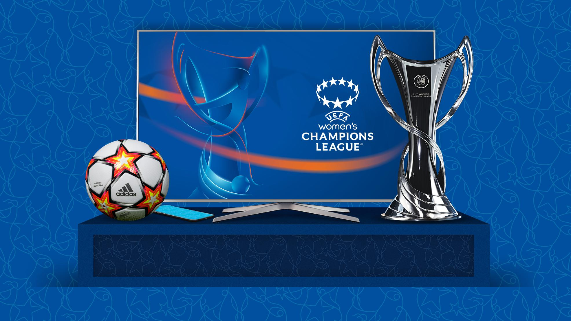 Champions League Feminina | Foto: Divulgação / WCL